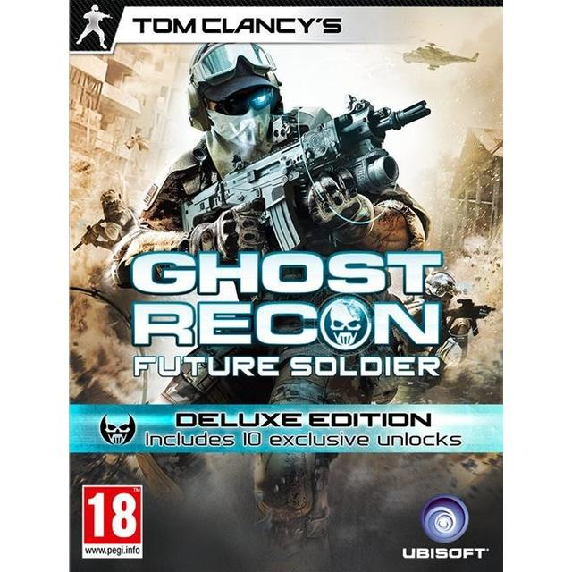 Ghost Recon: Future Soldier - Deluxe Edition