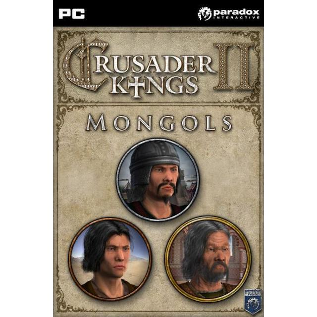 Crusader Kings 2: Mongol Faces
