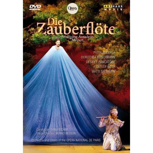Die Zauberflöte (DVD)