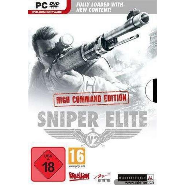 Sniper Elite V2: High Command Edition