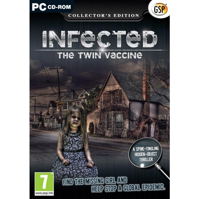 Infected: The Twin Vaccine - Collector's Edition