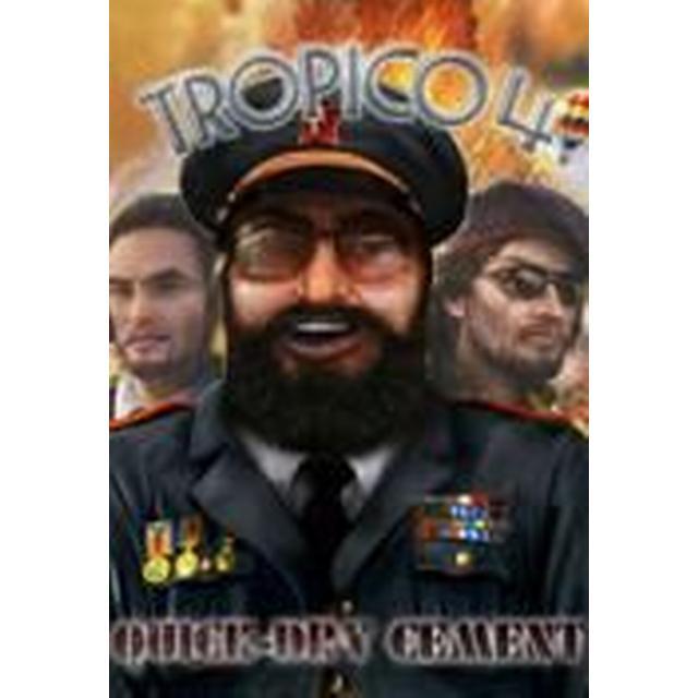 Tropico 4: Quick-Dry Cement