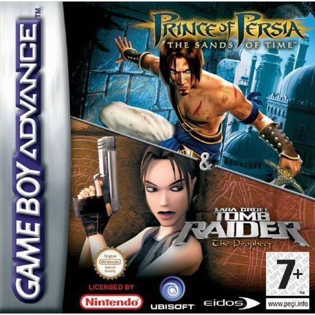 Prince Of Persia / Tomb Raider
