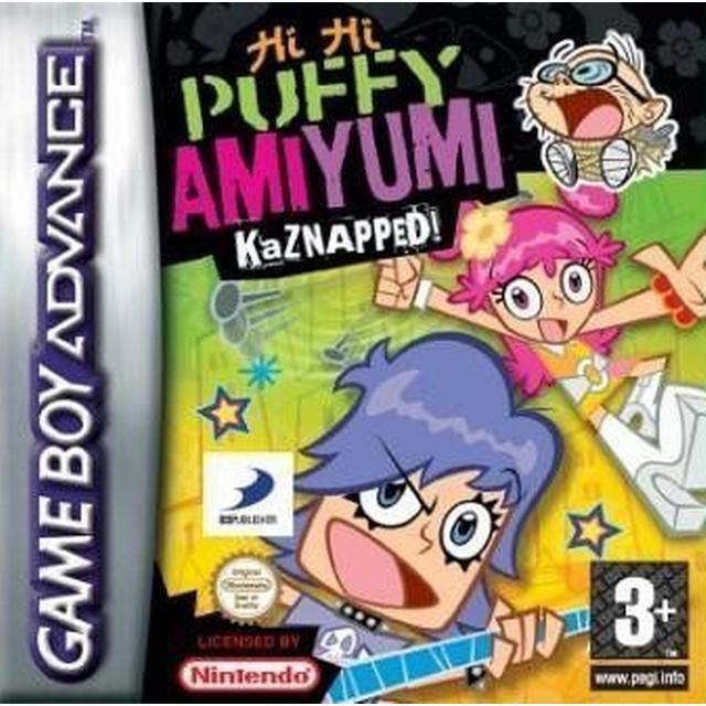 HI HI Puffy Ami