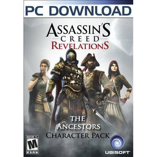 Assassin's Creed: Revelations - The Ancestors Character Pack