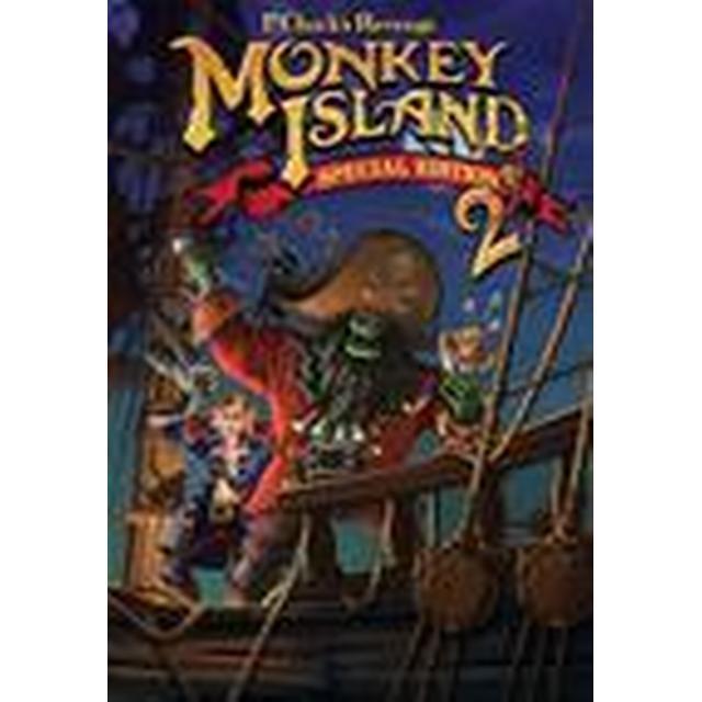 Monkey Island 2: Special Edition - LeChuck's Revenge