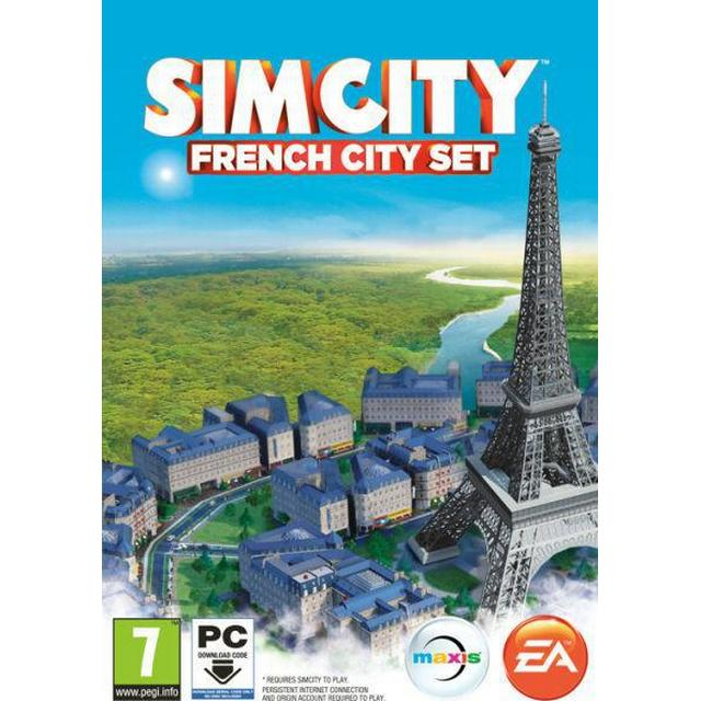 SimCity: French City Set