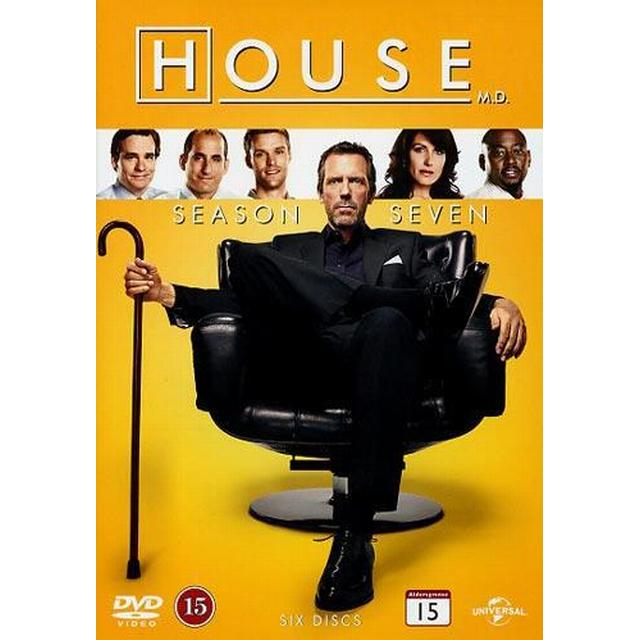 House M.D.: Säsong 7 (DVD 2012)