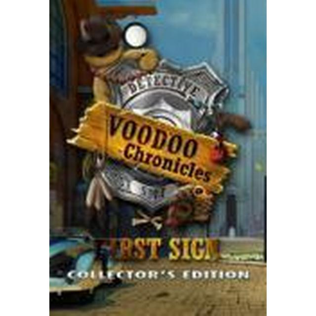 Voodoo Chronicles: First Sign - Collectors Edition