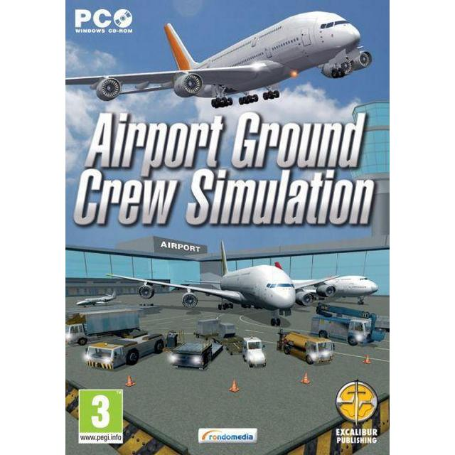Airport : Ground Crew Simulation