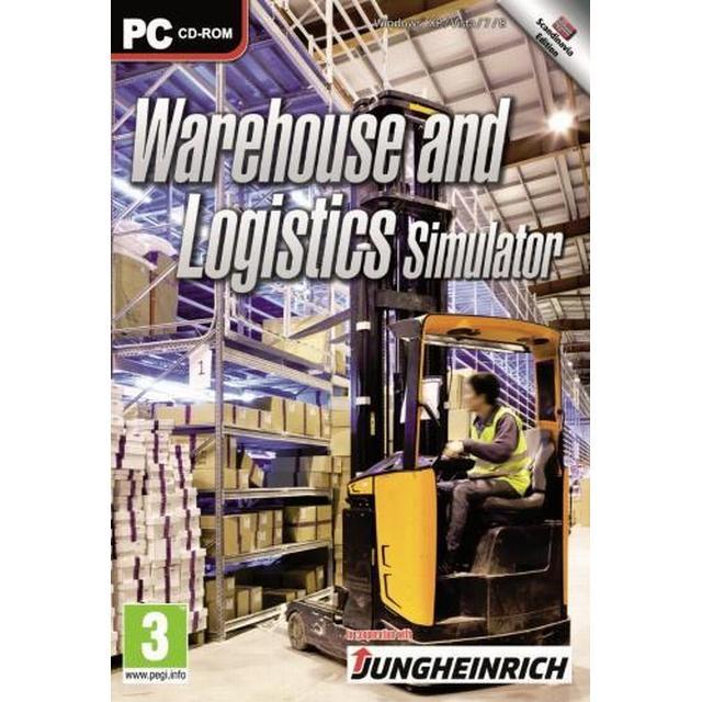 Warehouse & Logistics Simulator
