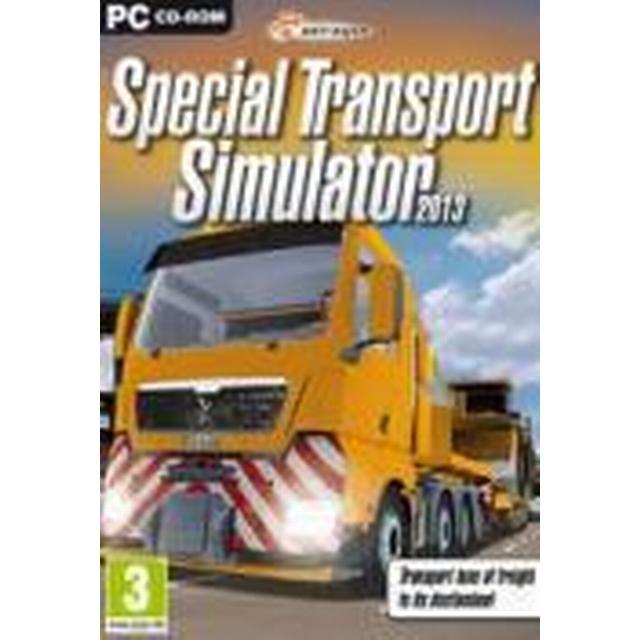Special Transport Simulator 2013