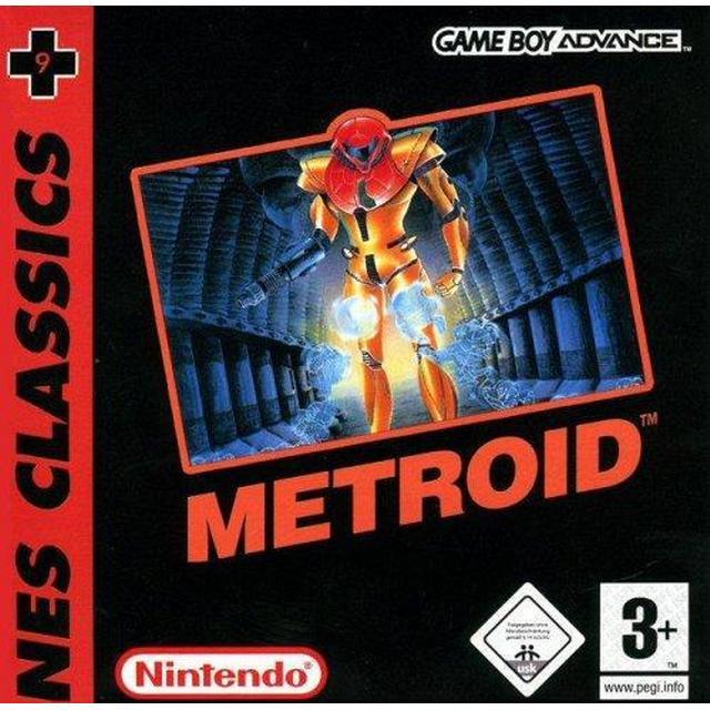 Classic NES Series - Metroid