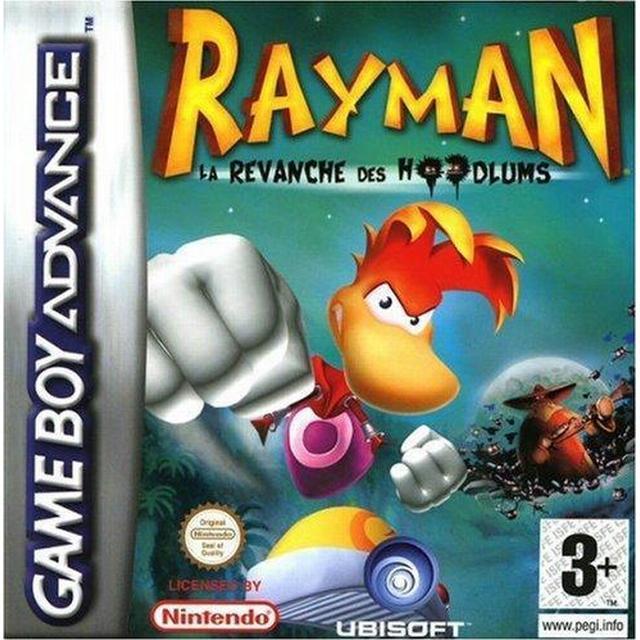 Rayman - Hoodlums Revenge