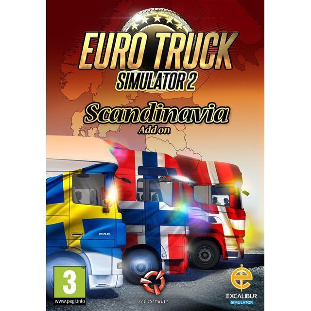 Euro Truck Simulator 2: Scandinavia