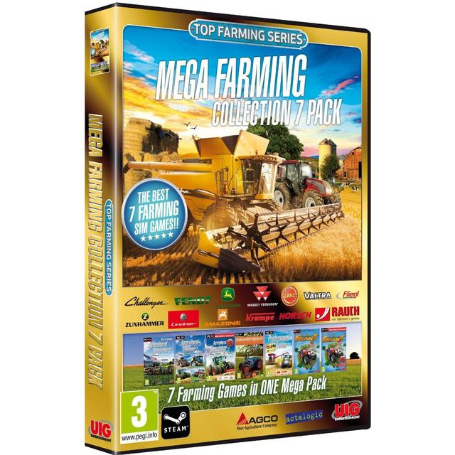 Mega Farming Collection 7 Pack