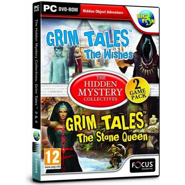 The Hidden Mystery Collectives: Grim Tales 3 & 4