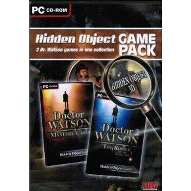 Double Pack (Dr. Watson: Mystery Cases + Dr. Watson 2: The Riddle)