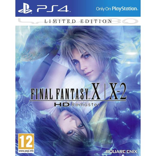 Final Fantasy X | X-2 HD Remaster - Limited Edition