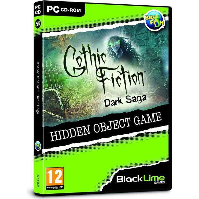 Gothic Fiction: Dark Saga