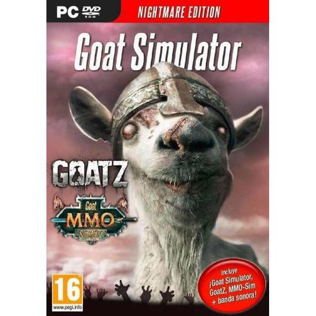 Goat Simulator: Nightmare Edition