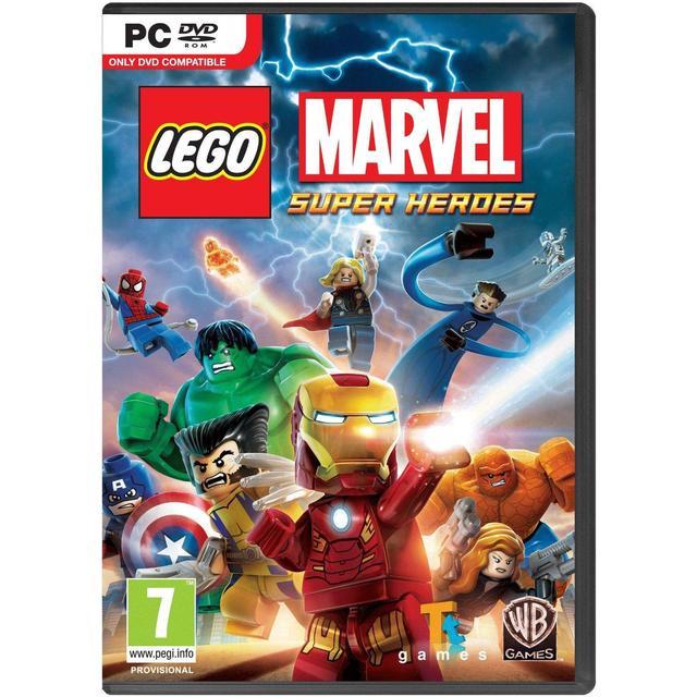 LEGO Marvel Super Heroes (Dowload)