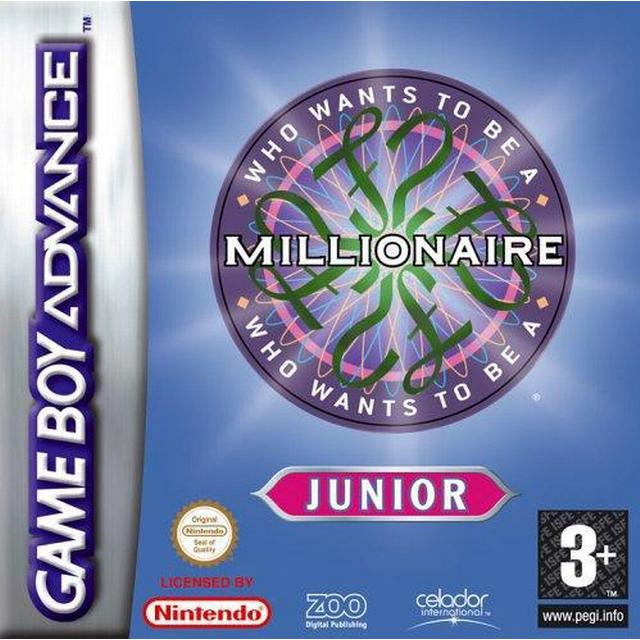Who Wants To Be A Millionaire? - Junior Edition