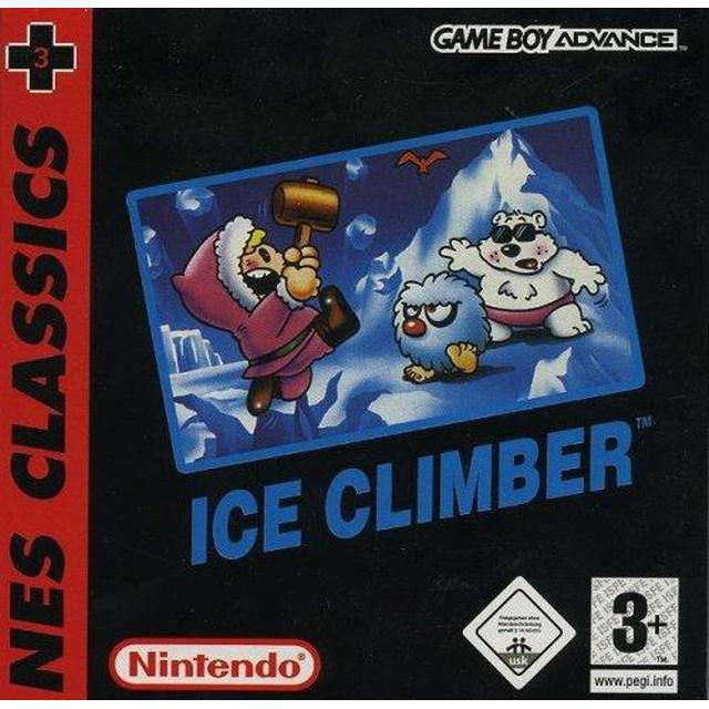 Ice Climber Classic NES