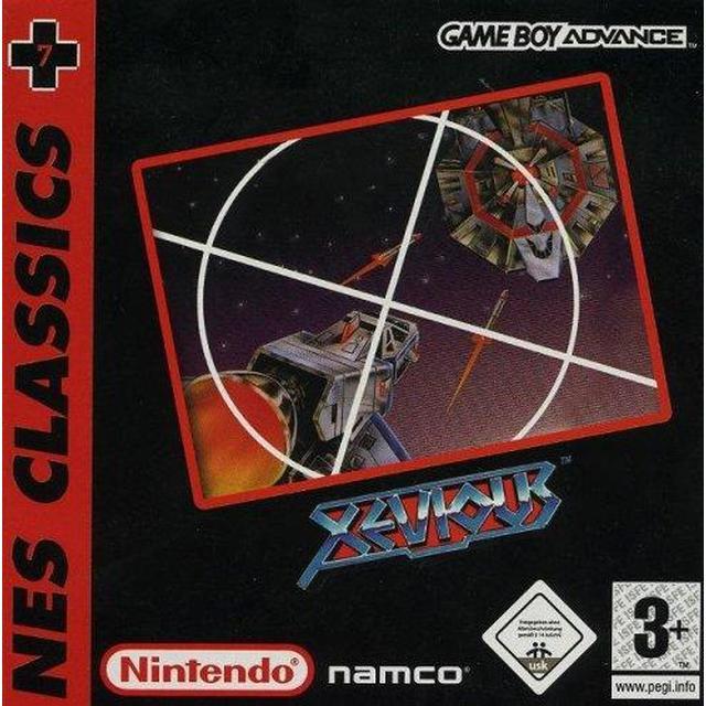 Xevious Classic NES