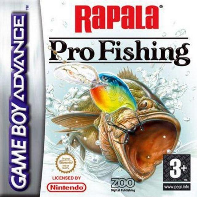 Rapala's Pro Fishing
