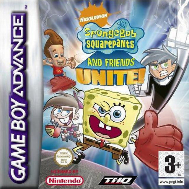 Spongebob Squarepants & Friends : Unite!