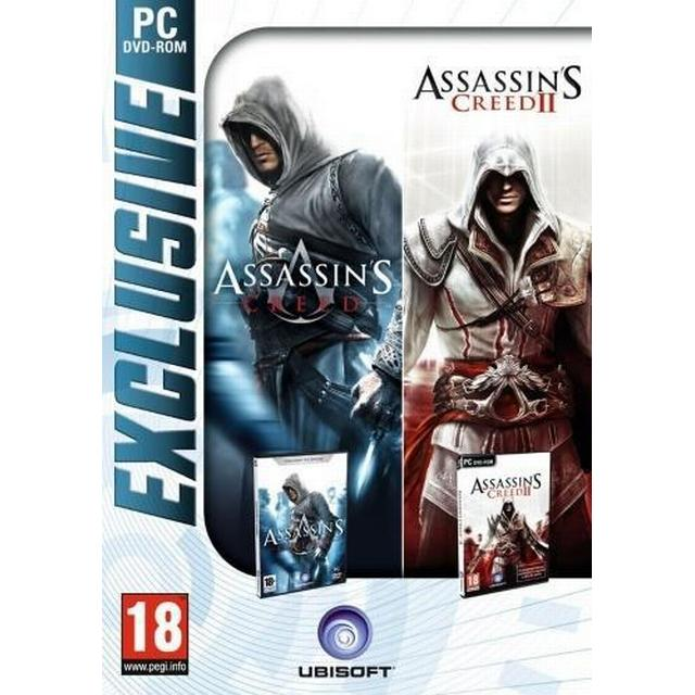 Double Pack (Assassin's Creed 1 + 2)