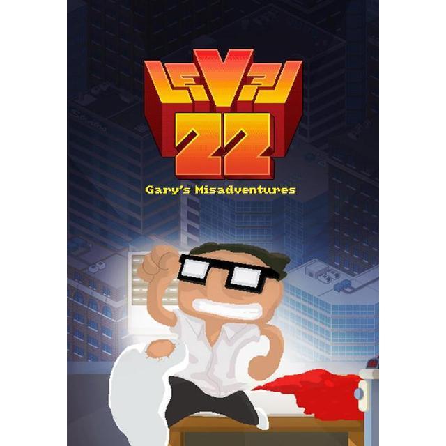 Level 22: Gary's Misadventure