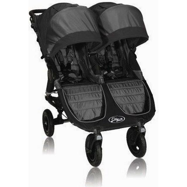 Baby Jogger City Mini Gt Double Se Priser 15 Butiker