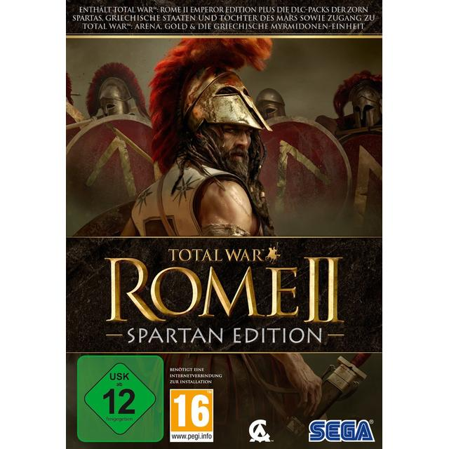 Total War: Rome 2 - Spartan Edition