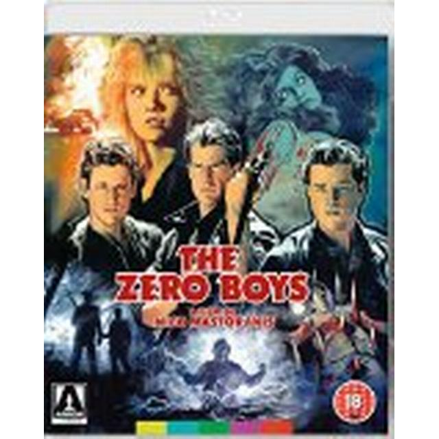 The Zero Boys Dual Format Blu-ray & DVD