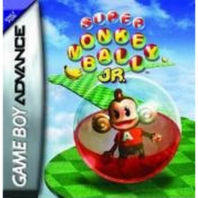 Super Monkey Ball Jr