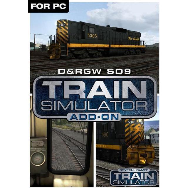 Train Simulator 2016: D&RGW SD9