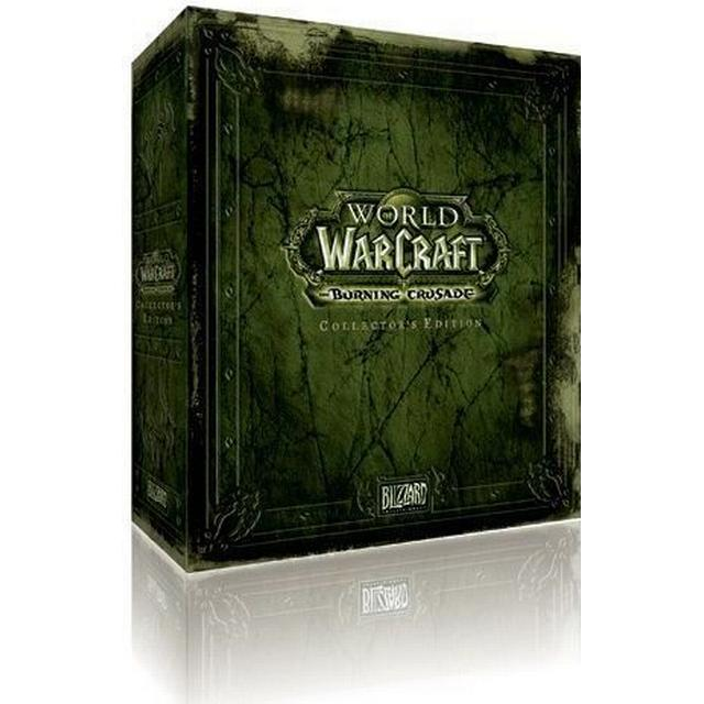 World of Warcraft: The Burning Crusade (Collectors Edition)
