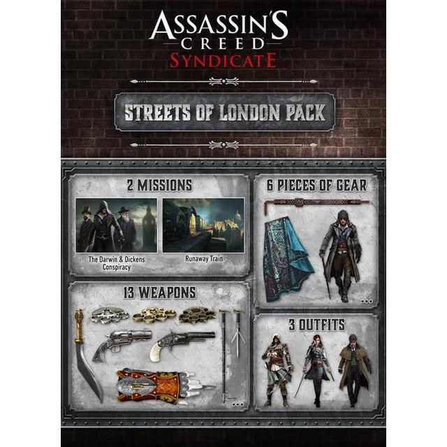 Assassin's Creed Syndicate: Streets of London Pack