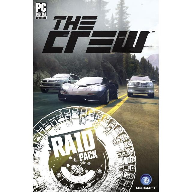 The Crew: Raid Car Pack