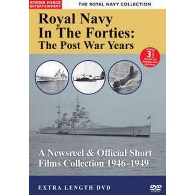 Royal Navy In The Forties: Post War Years (DVD) (DVD 2014)