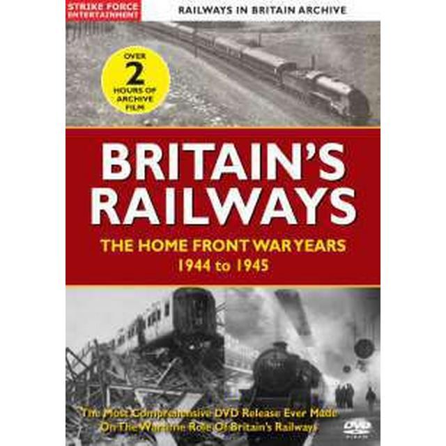 Railways In Britain Archive/Home Front War Years (DVD) (DVD 2013)