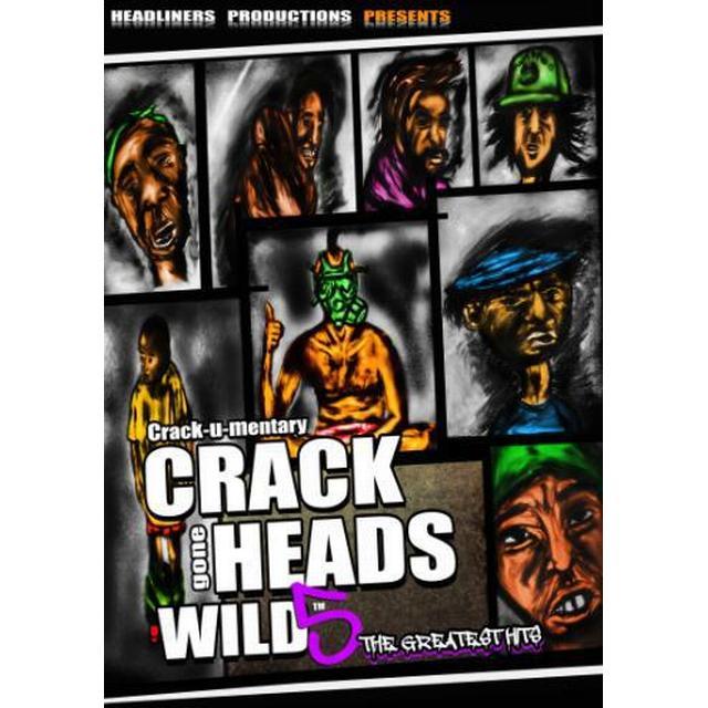 Crackheads Gone Wild Vol 5 (DVD) (DVD 2013)