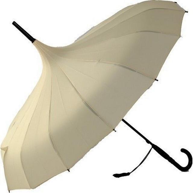 Soake Pagoda Umbrella Plain Beige (BCSPPABE)