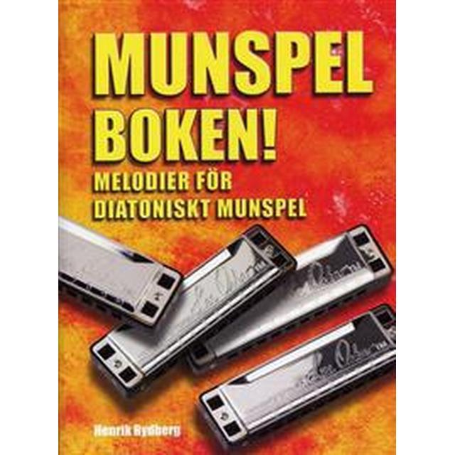 Munspelboken! melodier för diatoniskt munspel (Häftad, 2007)