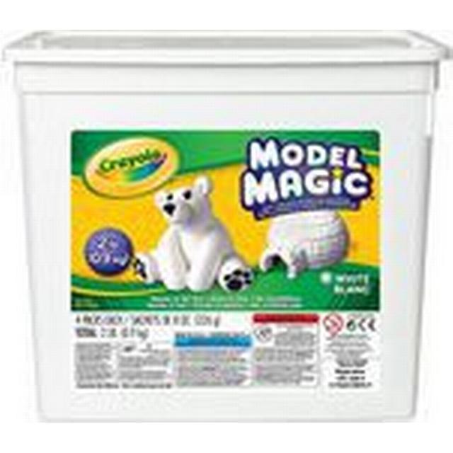 Crayola Model Magic White Clay 900g