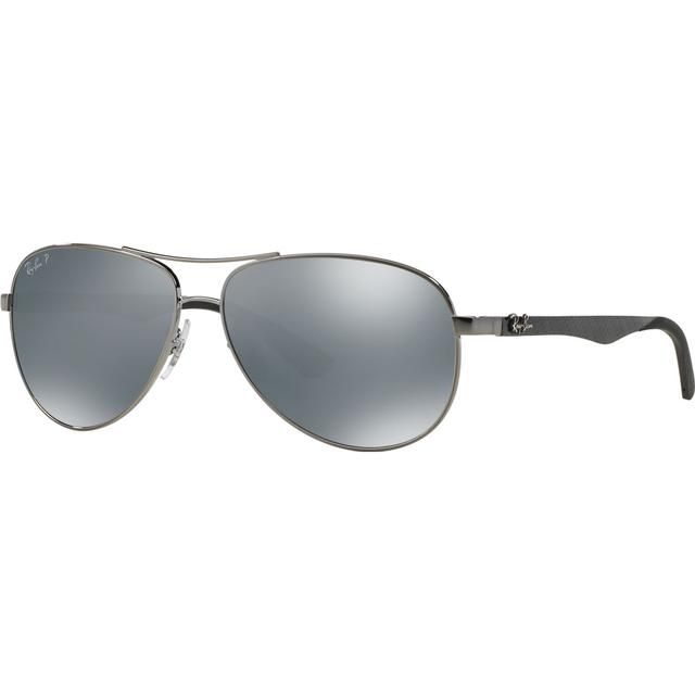 Ray-Ban Carbon Fibre Polarized RB8313 004/K6