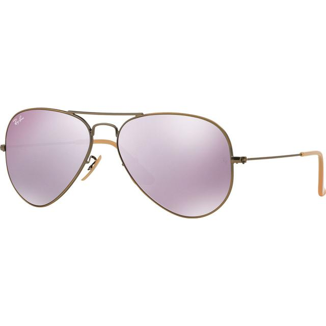 Ray-Ban Aviator Flash Lenses RB3025 167/4K