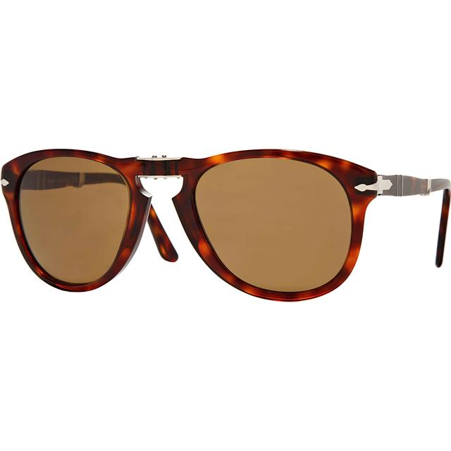 Persol Icons PO0714 Steve McQueen 24/57 Folding Polarized